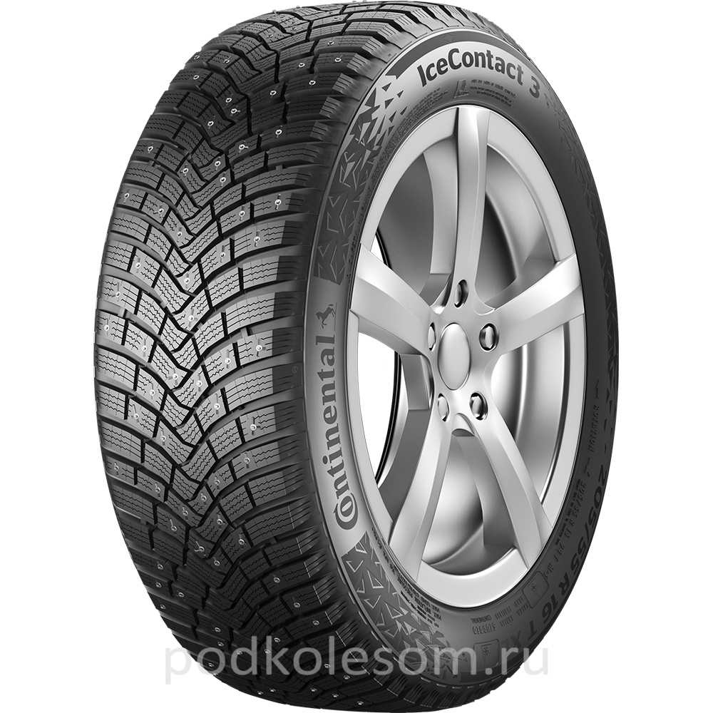 Continental IceContact 3 205/55 R16 94T XL